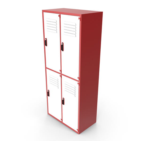 Metal Clothes Cabinet PNG & PSD Images