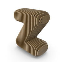 Wood Symbol Z PNG & PSD Images