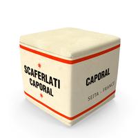 Tobacco Scaferlati Caporal Vintage Box PNG & PSD Images