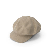 Womens Hat Beige PNG & PSD Images
