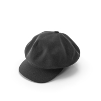 Womens Hat Black PNG & PSD Images