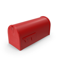 American Design Mailbox PNG & PSD Images