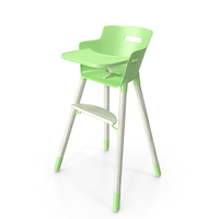 Baby Dining Highchair PNG & PSD Images