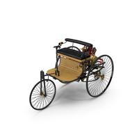 Benz Patent Motorwagen PNG & PSD Images