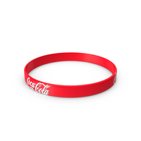 Wristband Silicone Rubber Bracelet PNG & PSD Images
