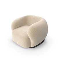 Greenkiss Coral Armchair PNG & PSD Images