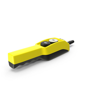 Compact Pendant Control Station On-Off Two-Button PNG & PSD Images