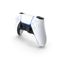 DualSense Wireless Game Controller for PS5 PNG & PSD Images