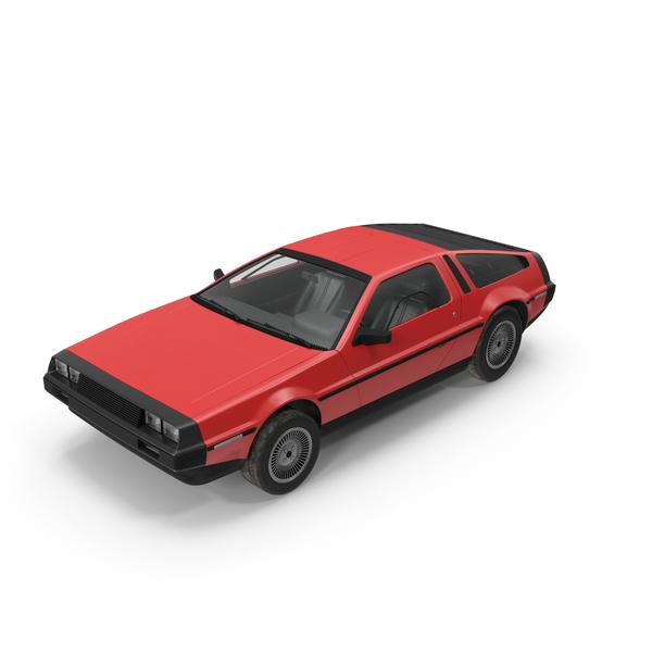80's Sport Car Generic PNG & PSD Images
