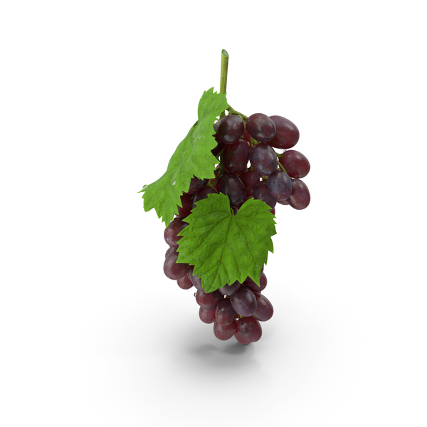 Bunch of Dark Grapes PNG & PSD Images