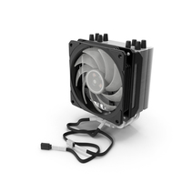 CPU Tower Cooler PNG & PSD Images