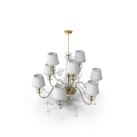 Il Parlaume Marina 1793 Classic Chandelier PNG & PSD Images