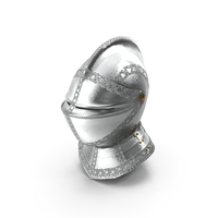 Medieval Armor Helmet PNG & PSD Images