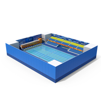 Olympic Swimming Pool FINA Standards PNG & PSD Images