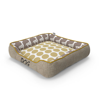Pet Bed for Dog PNG & PSD Images