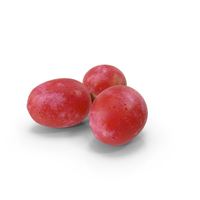 Pink Grapes PNG & PSD Images