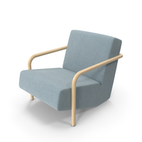 Porro Lullaby Chair PNG & PSD Images