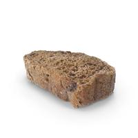 Beer Bread Slice PNG & PSD Images