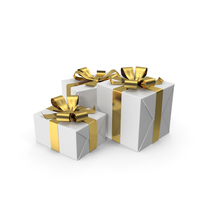 Christmas Gift Boxes PNG & PSD Images