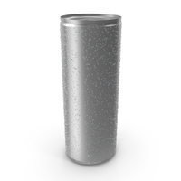 250ml Wet Can PNG & PSD Images