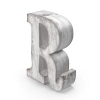 Wooden Decorative Letter R PNG & PSD Images