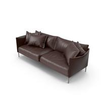 Dark Brown Sofa PNG & PSD Images