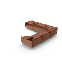 Light Brown Sofa PNG & PSD Images