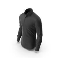 Mens Shirt Black PNG & PSD Images