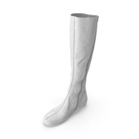 Women's High Heel Shoes White PNG & PSD Images