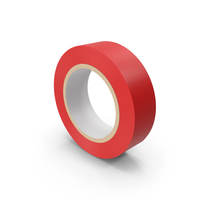 Tape Red PNG & PSD Images