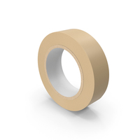 Masking Scotch Tape PNG & PSD Images