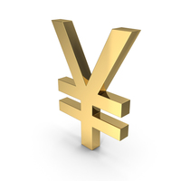 Japanese Yen PNG & PSD Images