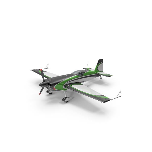 Aerobatic Monoplane Aircraft PNG & PSD Images