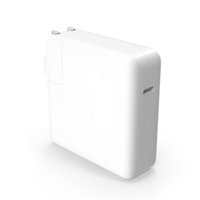 Apple 61W Usb Type C Power Adapter PNG & PSD Images
