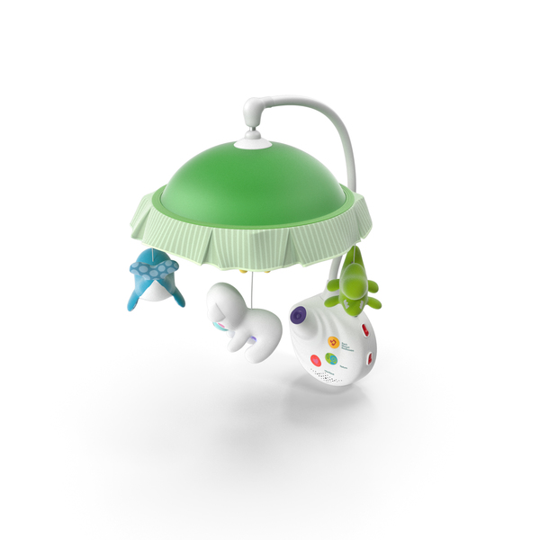 Baby Projector Mobile PNG & PSD Images