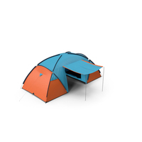 Bellamore Gift Outdoor Camping Tent Open PNG & PSD Images