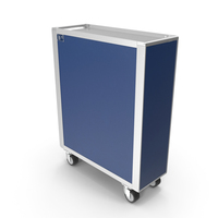 Full Size Aviation Trolley PNG & PSD Images