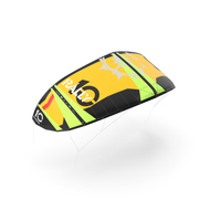 Kitesurfing Wing PNG & PSD Images