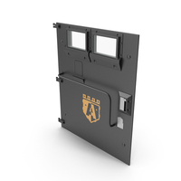 Armored Door PNG & PSD Images