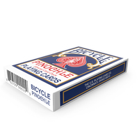 Bicycle Playing Cards Pack PNG & PSD Images