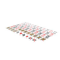 Full Deck of Playing Cards PNG & PSD Images