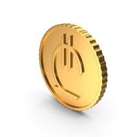 Gold Coin Lari PNG & PSD Images