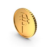 Gold Coin Pesos PNG & PSD Images