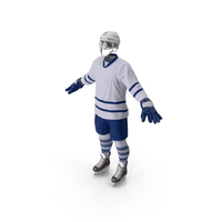 Hockey Equipment Set PNG & PSD Images