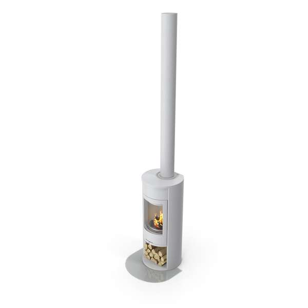 Modern Wood Burning Stove Generic PNG & PSD Images