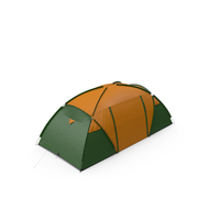 Outdoor Camping Tent Closed PNG & PSD Images