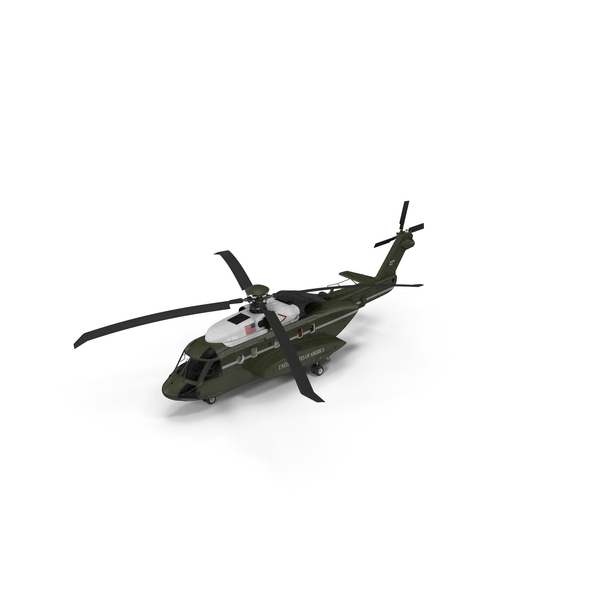 Sikorsky VH-92 Marine One PNG & PSD Images