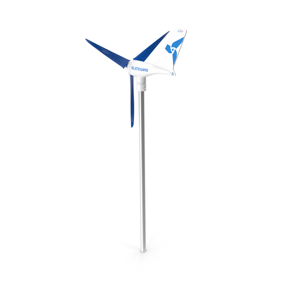 Silentwind 400 Marine Wind Generator PNG & PSD Images