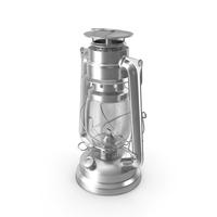 Stainless Steel Kerosene Lamp PNG & PSD Images