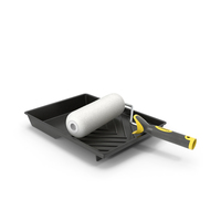 Stanley Paint Roller Kit with Fur PNG & PSD Images